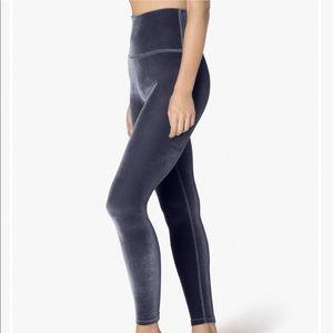 Beyond Yoga Velvet Leggings